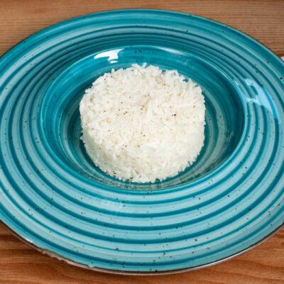 Рис із вершковом маслом