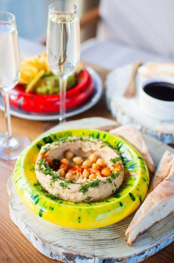 Хумус - Подарунок від дядькі з Тель-Авіва