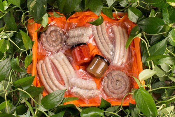 Sausage mix box L