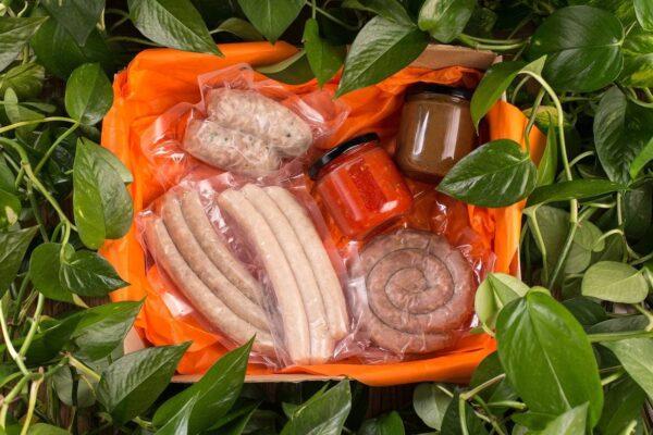Sausage mix box S