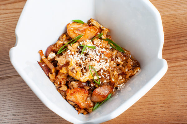 Тайський рис з курчам