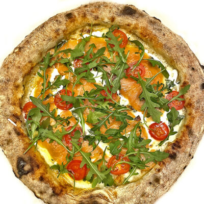 Red Fish Pizza
