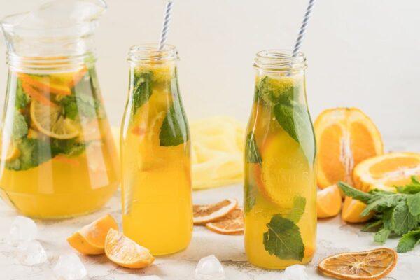 Цитрусовий лимонад
