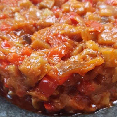 Овочевий рататуй від Куха